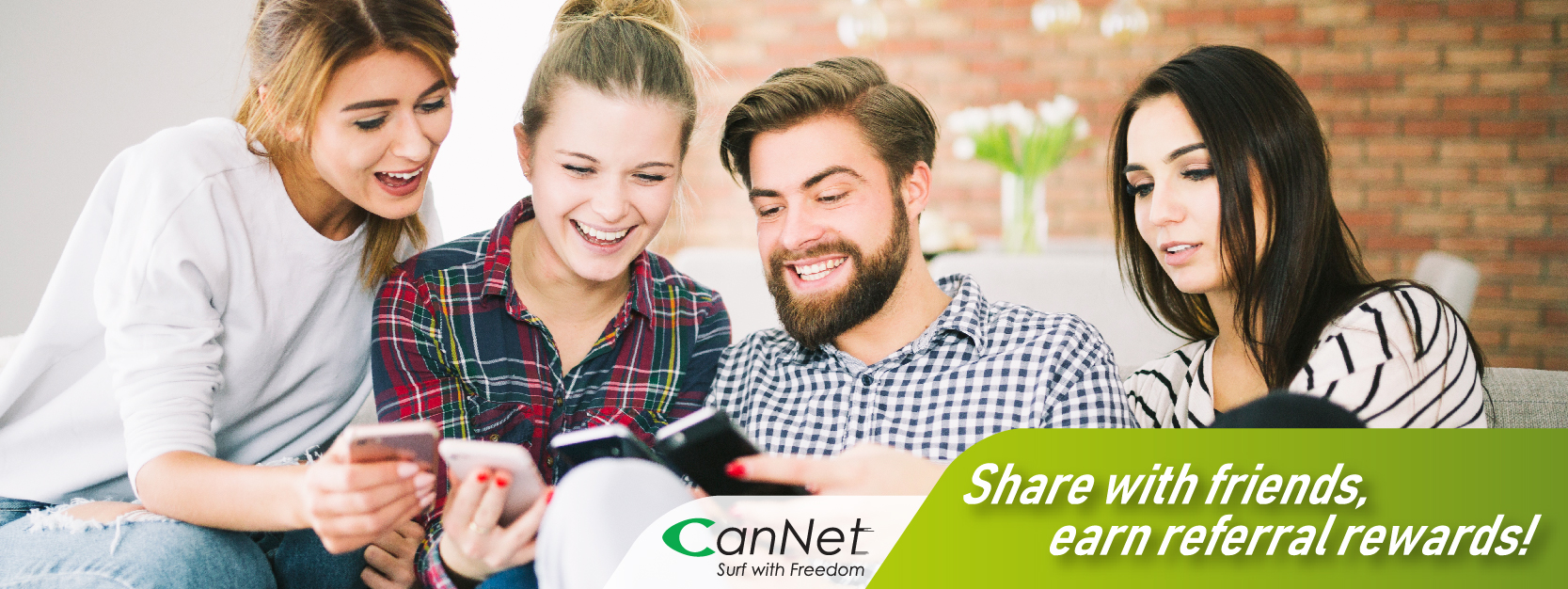 New CanNet Referral Rewards Program